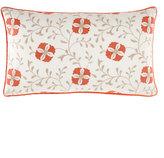 Jane Wilner Designs Mikado Embroidered Pillow