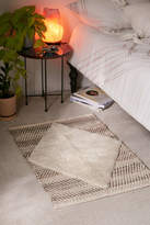 Urban Outfitters Diamond Tufted Rug