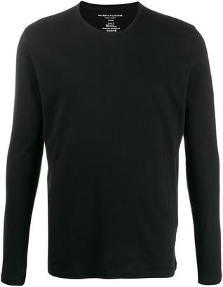 Majestic Filatures long-sleeve slim-fit T-shirt