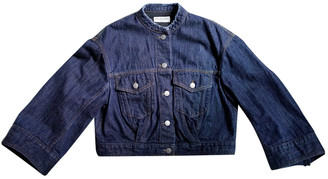 Dries Van Noten Blue Denim - Jeans Jackets