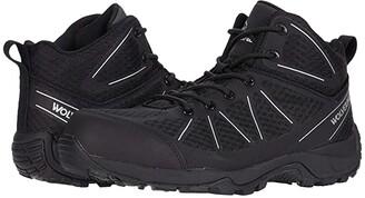 Wolverine Amherst II CarbonMAX Work Boot (Black) Men's Boots