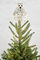 Anthropologie Felted Owl Tree Topper