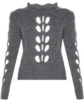 Isabel Marant Ilia open-knit sweater