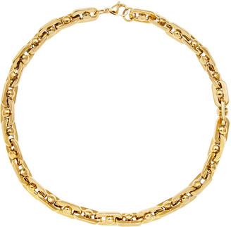 Fallon Bolt Chain Necklace