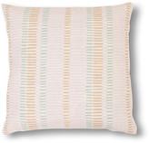Kim Salmela Brielle 20x20 Pillow - Pink olive/blush