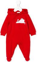 Il Gufo hooded pyjama