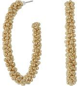 Lilly Pulitzer Sea Urchin Hoop Earrings