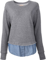 Current/Elliott The Detention sweatshirt - women - Cotton/Polyester/Rayon - 1