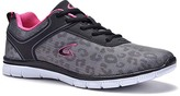 Black & Fuchsia Dream Seek Contrast Athletic Shoe
