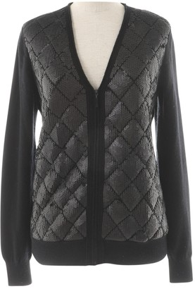 Chanel Black Cashmere Knitwear
