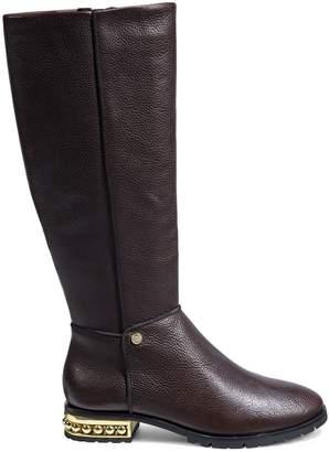 Karl Lagerfeld Paris Seine Riding Boots