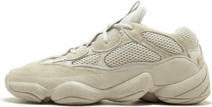 Adidas Yeezy 500 'Blush / Desert Rat' Shoes - Size 4.5