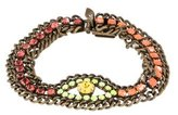 Dannijo Multicolored Crystal Bracelet