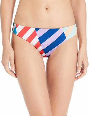 Bikini Lab Women's Hipster Pant Bikini Bottom