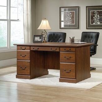 Three Posts Leith Executive Desk