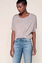 Diesel T-shirt Taupe Manches