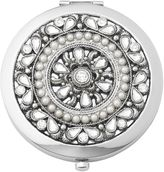 Olivia Riegel Eloise Compact Mirror in Silver