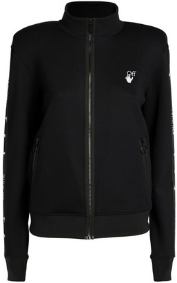 Off-White Floral Arrows Track Jacket