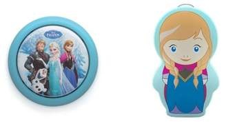 Philips Disney Frozen Touch Night Light w Kids Frozen Anna Light