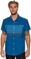 RVCA Dye Block Ss Shirt