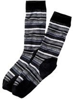 Smartwool Margarita Striped Crew Socks