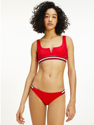 Tommy Hilfiger Recycled Cheeky Bikini Swim Bottom