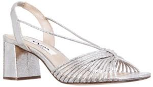 Nina Nadelyn Block Heel Sandals Women's Shoes