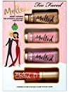 Too Faced Melted Merry Kissmas Liquified Lipstick Set New 2016