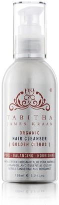 Tabitha James Kraan Organic Hair Cleanser - Golden Citrus - 165ml