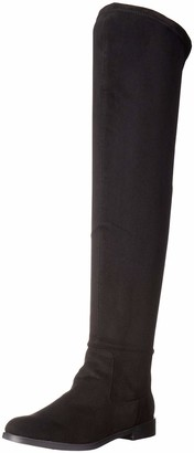 Kenneth Cole Reaction women's Wind-y Over the Knee Stretch Boot