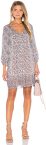 Joie Foxley Shift Silk Dress