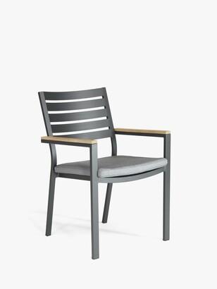 Kettler Elba Garden Dining Chair, FSC-Certified (Teak Wood)