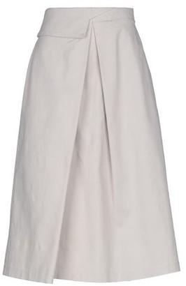 Cappellini by PESERICO 3/4 length skirt
