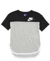 Nike Girl's Sportswear Graphic Tee