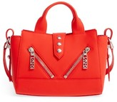 Kenzo 'Mini Kalifornia' Leather Satchel - Red