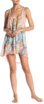 In Bloom by Jonquil Chiffon Printed Chemise