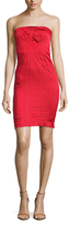 Zac Posen Loretta Bandeau Sheath Dress