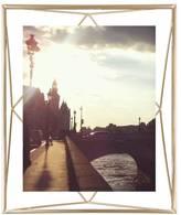 "Umbra Prisma Photo Display 8x10"" Matte Brass"