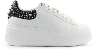 Ash Moby White Studs Sneaker