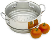 Calphalon Stainless Steel Tri-Ply Stainless Steel Universal Steamer