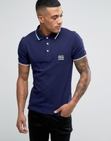 Love Moschino Polo With Embroidered Logo