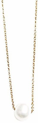 Cathy's Concepts U-N9108G Floating Pearl Necklace