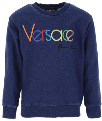 Versace Kids Vintage Logo Sweatshirt (4-14 Years)