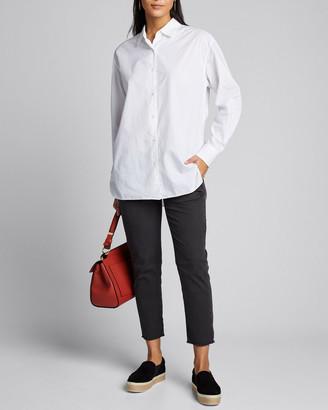 Nili Lotan Yorke Poplin Shirt
