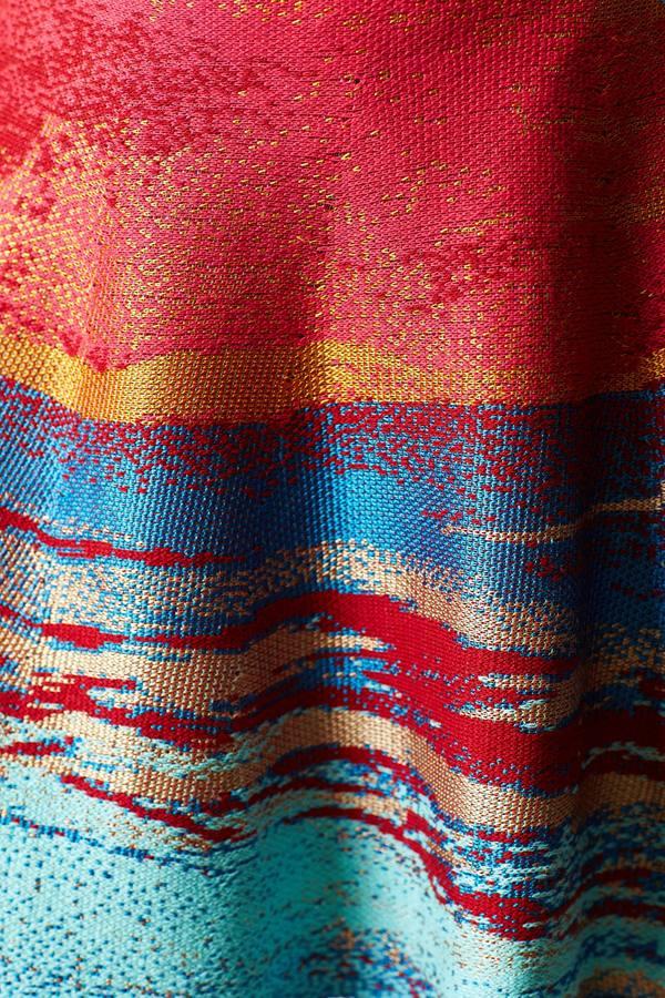 Cecilia Prado Horizons Sweater Skirt