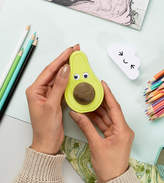 NPW Giant Avocado Eraser and Pencil Sharpener