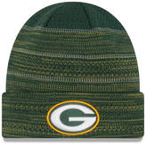 New Era Green Bay Packers Touchdown Cuff Knit Hat