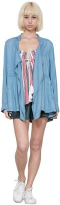 En Creme Women's Woven Jacket