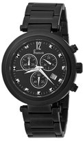 Freelook Unisex HA1136CHMB-1 Cortina Black Chronograph Watch