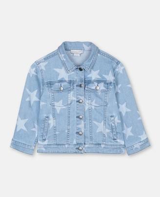 Stella McCartney stars denim jacket